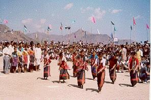 People of Mizoram